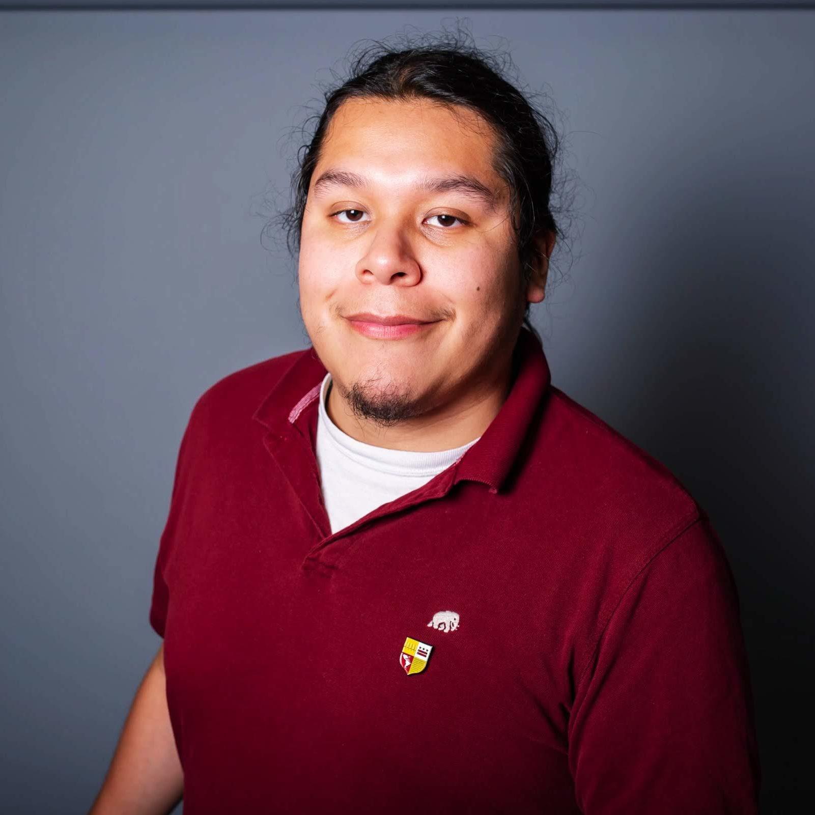 Efrain Ramirez - Student Support Specialist