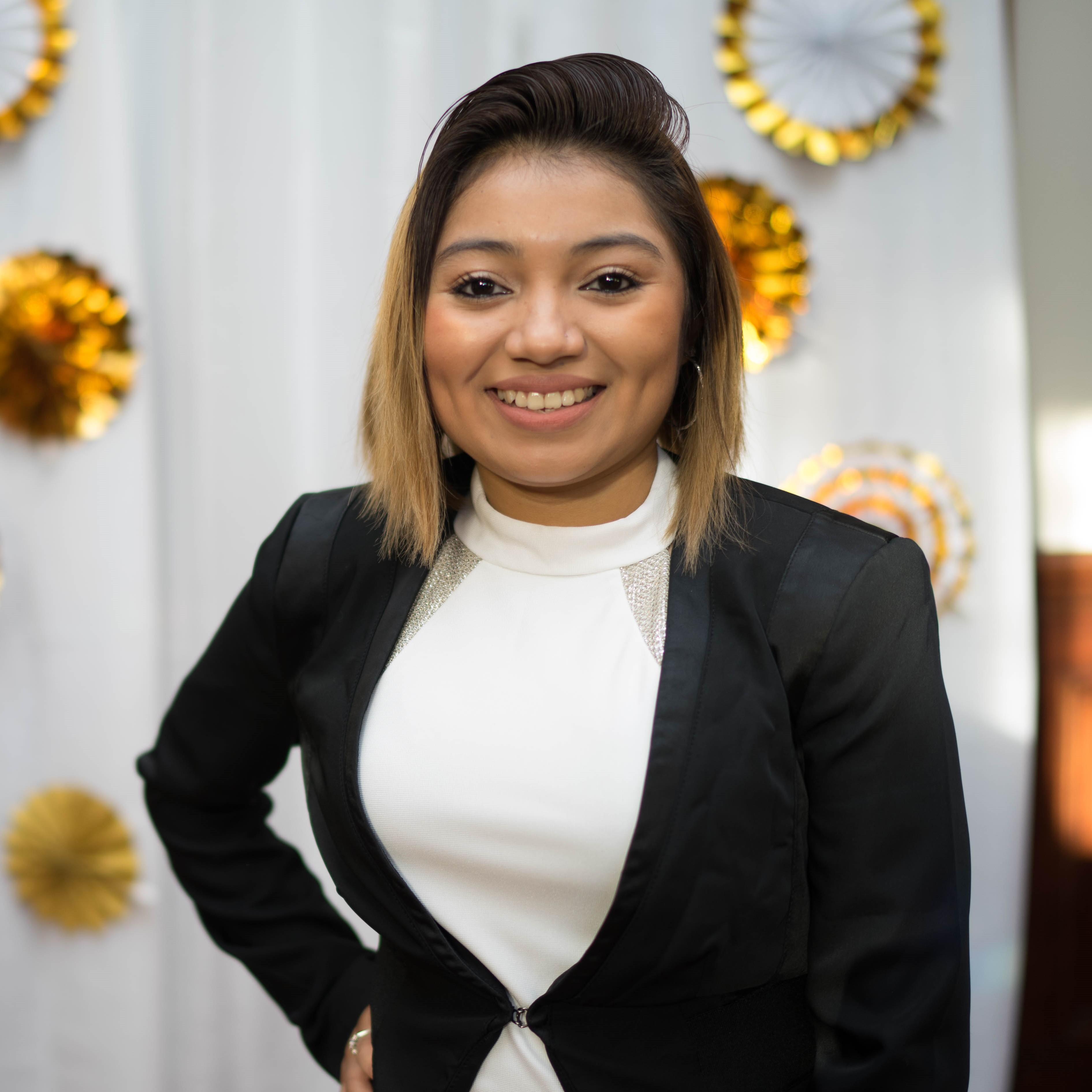 Lesly Zelayandia Lopez, Board Member, LAYC Career Academy