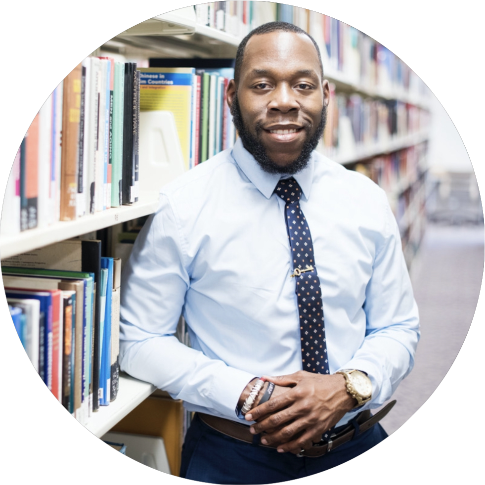 Corey Carroll, Reading and Social Studies Instructor