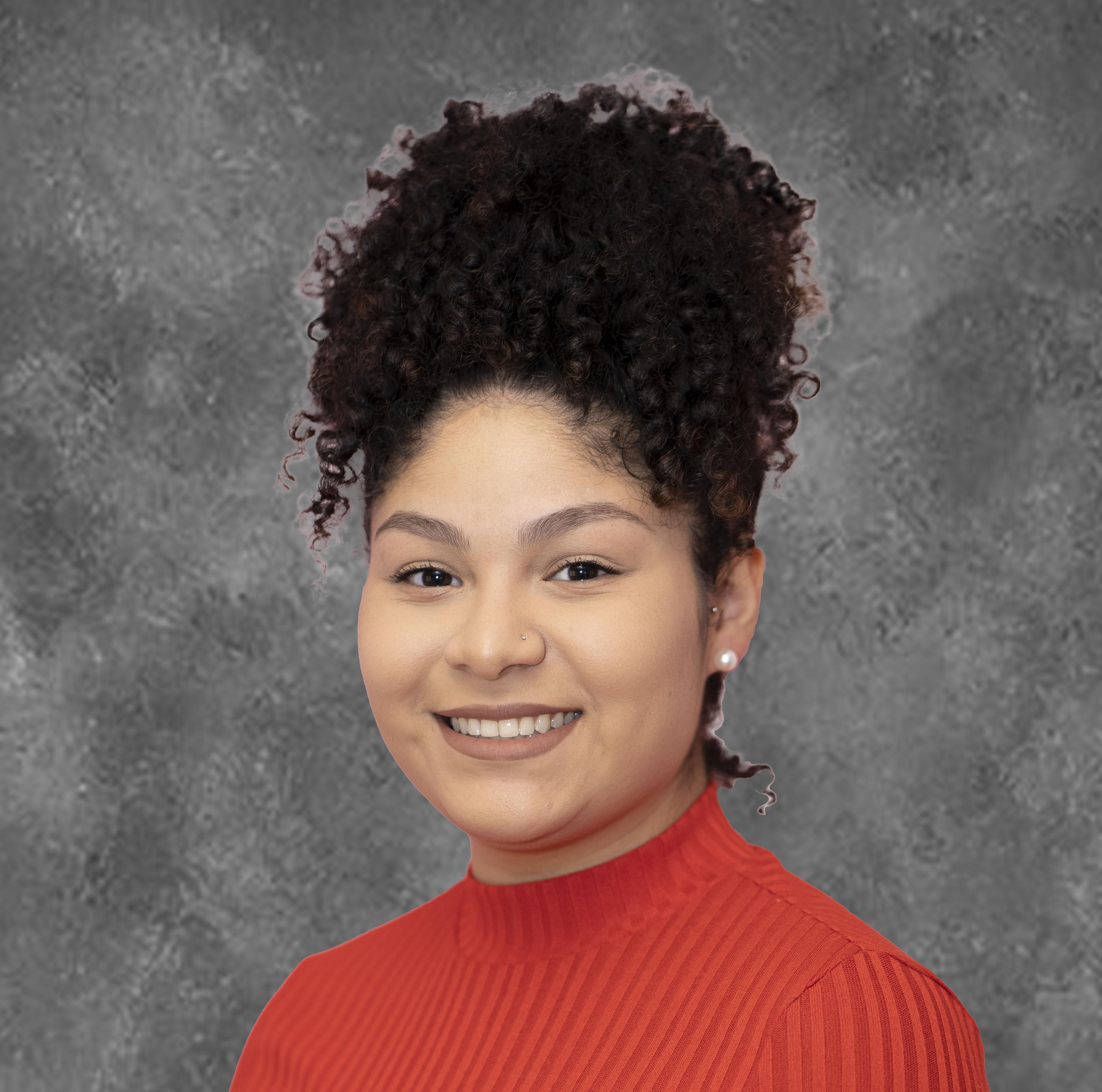 Monica Santos, Student Support Specialist