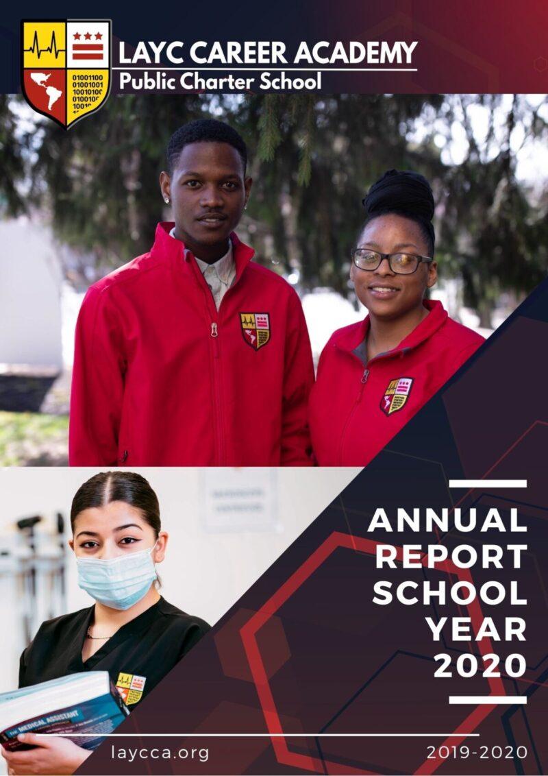 LAYC Career Academy 2020 Annual Report